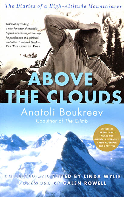 Above the Clouds By Boukreev, Anatoli/ Wylie, Linda