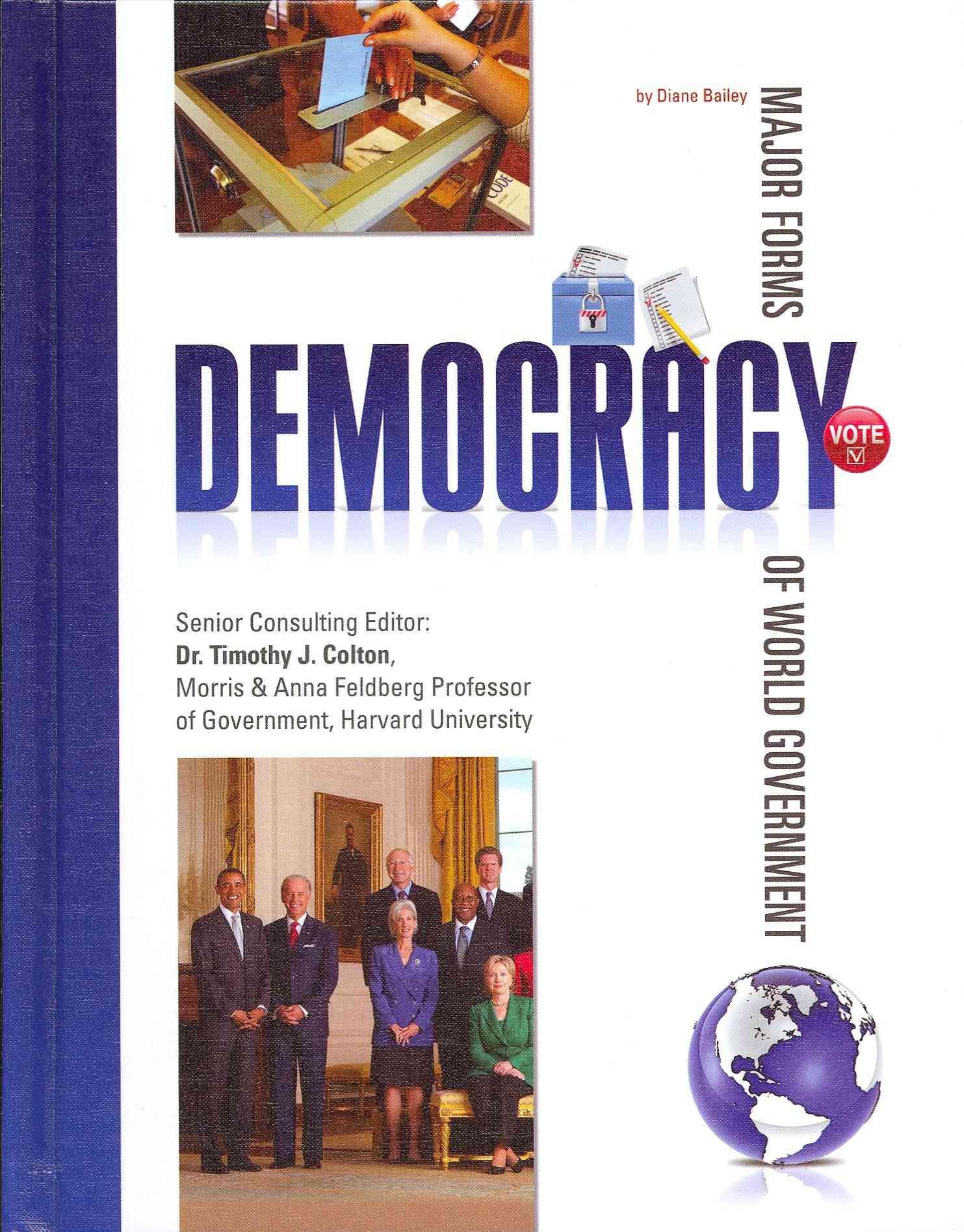 Democracy By Bailey, Diane